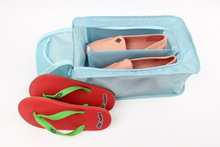 2014 best selling Travel Portable Zipper Shoe storage Bag