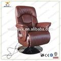 Luxry workwell relajarse de la pu de cuero reclinable silla del masaje con elevalunas eléctrico del motor de elevación kw-r35