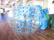 bubble ball suit,human sized soccer bubble ball