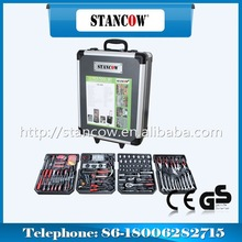ST-341-186 tool set(tool set in silver strong case;Trolley)