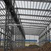 Q345 welding light gauge steel structure industrial shed construction