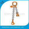 Alloy Drum Lifting Chain Sling with Clevis Self-locking Hook
