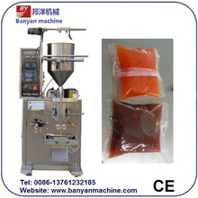 YB-150J Cream Filling Machine for packing Onion Paste, Gel, Jam, Ketchup, Fruit Pulp