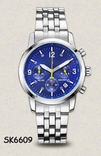 2014 best seller polygon stainless steel ring top quality mens watch