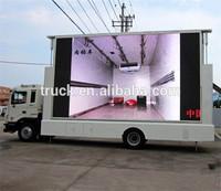 led mobile advertising trucks for sale