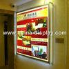 Acrylic LED light box for advertising Acrylic LED light box light frame