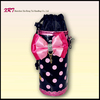 Black PVC Insualted Water Bottle Bag with strap