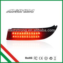 Rear Bumper LED Light Reflec