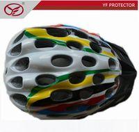 2014 Hot sales! bike helment rode or mountain sport head protect carton cycling helment