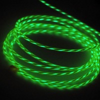 New Technology EL Light Chasing Wire
