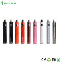 2014 promotional e cigarette vv vw 6 unique customized colored smoke cigarette