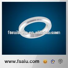 cnc aluminum anodized fabrication product