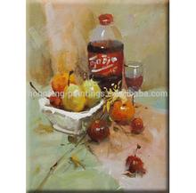 2014 Newest Impressionism still life oil painting HF-1404012