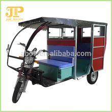 electric pedicab 3 wheel electric pedicab rickshaw for 6~8 passengers 60V 1000W