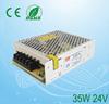 24V switching power supply/110v ac to 24v dc power supply