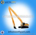 deawoo excavadora larga llegar aguilón y equipar, trece-dividir tipo larga llegar aguilón para excavadora