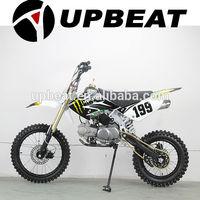 Upbeat motorcycle 125cc dirt bike lifan pit bike monster dirt pit bike