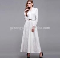 Plus Size White Party Dresses 2014 Lace Evening Dress