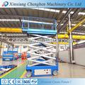 china fabricante gtjz eelctric drive plataforma elevatória de tesoura preço