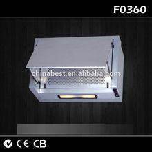 prestazione stabile da cucina apparecchi di cottura tiltout tipo cucina cappa sistemi di scarico f03 serie