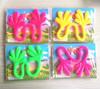 Novelty sticky stretch hands/ TPR sticky plastic hands toys