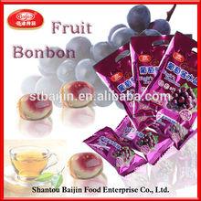 Grape Jam center Jelly ball Arabic gum use