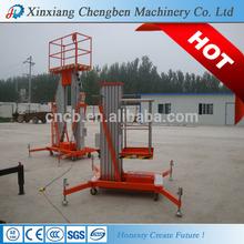 GTWDY Series electric aluminium platform lift