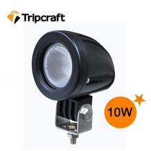 Hot Sale!! 12V Driving Worklight 10W LED Work Light Super Bright Round LED Work Light