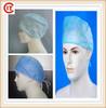 Professional disposable painter cap for wholesales Disposable non-woven surgical cap