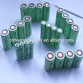 Ni-mh 1.2v aaa800mah rechargeble batería