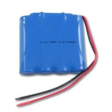 Factory Price 5v li-ion battery Pack Lithium ion rechargeable battery