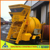 JZM Portable Self Loading Electric Concrete Mixer On Sale