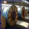 China Jiangsu Nantong Shenwei 6x37+FC 56mm electric galvanized steel wire rope