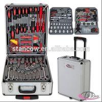251 tool set stock(ratchet handle screwdriver bit;Trolley)