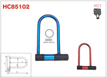Bike Lock,U Lock,Shackle Lock HC85102