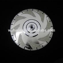 china high quality quick cut disco diamond blade for granite
