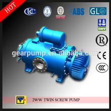 2W.W double screws 3 phases 380 volt pumps