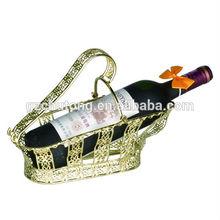 Estante del vino/de aluminio de la botella de vino titular de estante de exhibición