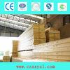 45kg/m3 B2 retardant heat insulation board PU sandwich panel price