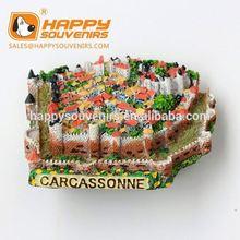 wholesale wonderful 3d fridge magnet resin