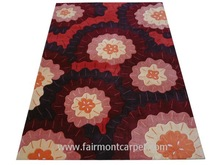Morden design of 100% cotton children carpet 01