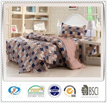 Cotton hometextile pillowcase and quilt cover