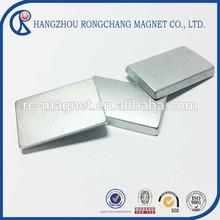 China supplier block cheap N52 neodymium magnet