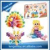 200pcs toy set diy assembling building blocks toy for children