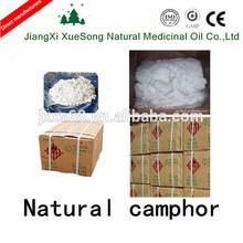 High quality medicinal natural camphor powder export by China manufacturer