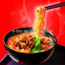 Halal beef flavor for instant noodle seasoning