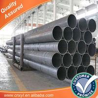 8 inch outside diameter black steel pipe