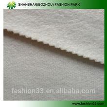 Shanshan 2014 chief value of cotton / CVC fleece fabric / brust fabric