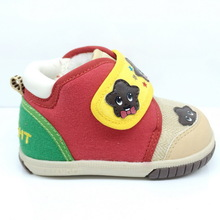Cute Cartoon Printing High Quality Kids Girl Fashion Casual & Sports Shoes for Baby Girls