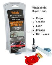 AUTO front glass Repair Kit adhesive/glue